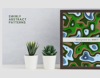 Abstract Pattern Showcase (PS, AI)