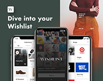 Social Gift Collections Mobile App | UI/UX