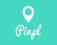 Pinpl App Concept UI/UX