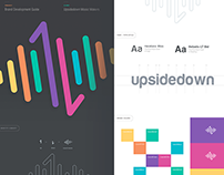 UpsideDown Logo Design and Branding