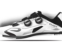 EKOÏ R1-R2 // Cycling road shoes