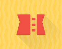 Логотип и фирменный стиль «Живого Воронежа»