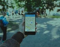 EZ-Tracker UI/UX Design