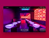 K-Che Latin Nightclub Ui Design