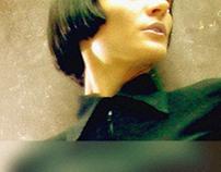 """Póster oficial para el cortometraje """"Mecanoide"""" (2006)."""