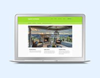 Habitat Interiors–Responsive Website