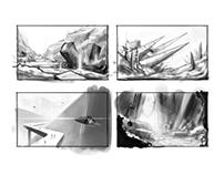 Sketch & Thumbnails