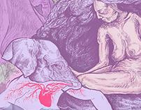 Ilustração para poster