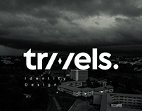 Travels brand identity design