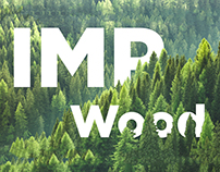 IMP WOOD. Website design