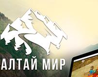 site Altaimir web-design