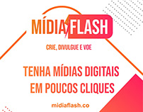 MIDIA FLASH