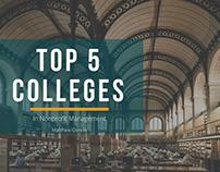 Top Colleges in Nonprofit Management | Matthew Gorelik
