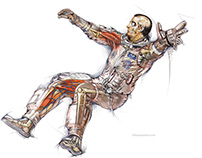 Effects Of Space On The Human Body