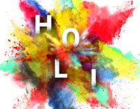 Holi - Go the natural way!