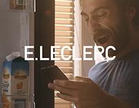 E.Leclerc Drive - Parents à plein temps.