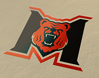 Mercer Bears Rebrand by Nike