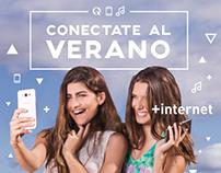 Conectate Al Verano - Claro Paraguay