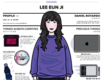Infographic - EUNJI LEE
