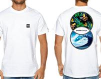 Coleção Desenvolvida para Smolder Surfwear