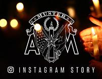 Muster 2017 Instagram Story