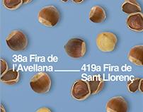 38a Fira de l'Avellana