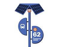 Smart Bus Stop Concept