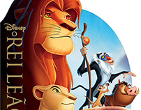 PDV -Lançamento DVD - Walt Disney Home Entertainment