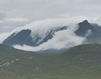 North Coast 500 cloudscapes