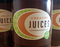 Creative Juices Soda Packaging