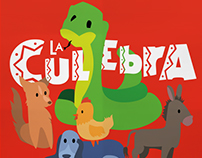 La Culebra | Childen's Play Posters