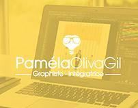 Pim's | Designer Portfolio Website