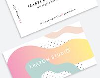 Krayon Studio: branding