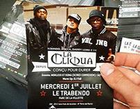 Flyer and Poster Art: La Cliqua 2015