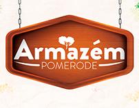 Armazém Pomerode | Identidade Visual