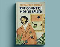 The Count of Monte Cristo Indonesian Edition