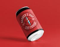 Barber's Hop Beer Packaging