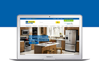 Coppel.com Website Redesign