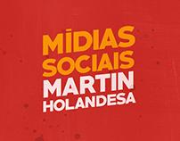 Redes Socias Martin Holandesa