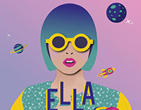 Ella artist branding