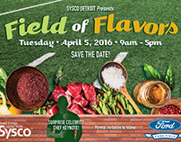 Field of Flavors - Food Show