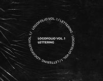 LOGOFOLIO VOL. 1 — Lettering