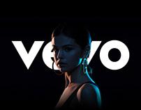 vevo - Concept Design