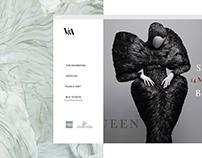 V&A x Alexander McQueen