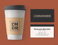 L'AMANDIER - Identidade Visual
