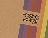 Landscape Architecture Licence Portfolio