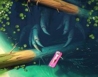 Illustration for EVILBOOK