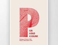Remembering Pasolini — Poster