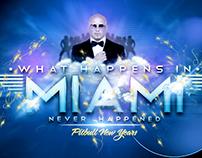 Pitbull New Years