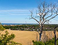 Borgholm, Öland, Sweden, summer 2020